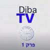 Diba TV – דיבה טי.וי פרק ראשון: מה היה תיק לשון הרע הראשון? רמז: כמו קורונה